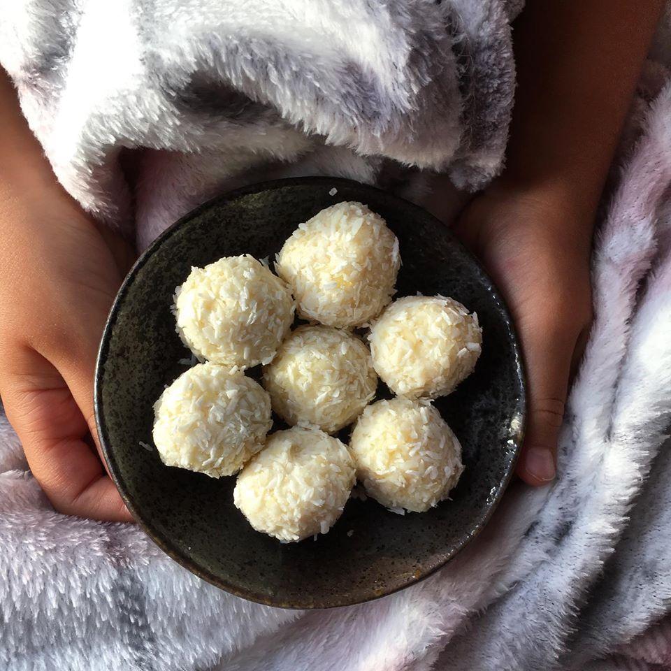frufle kokosowe