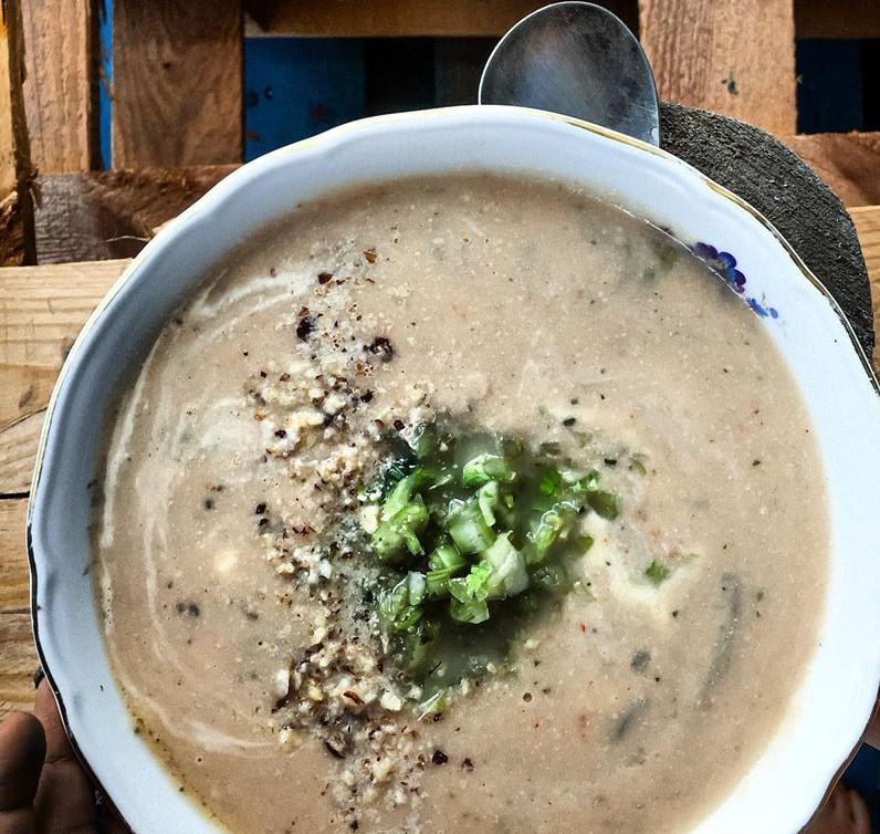 przepis na zupę selerową