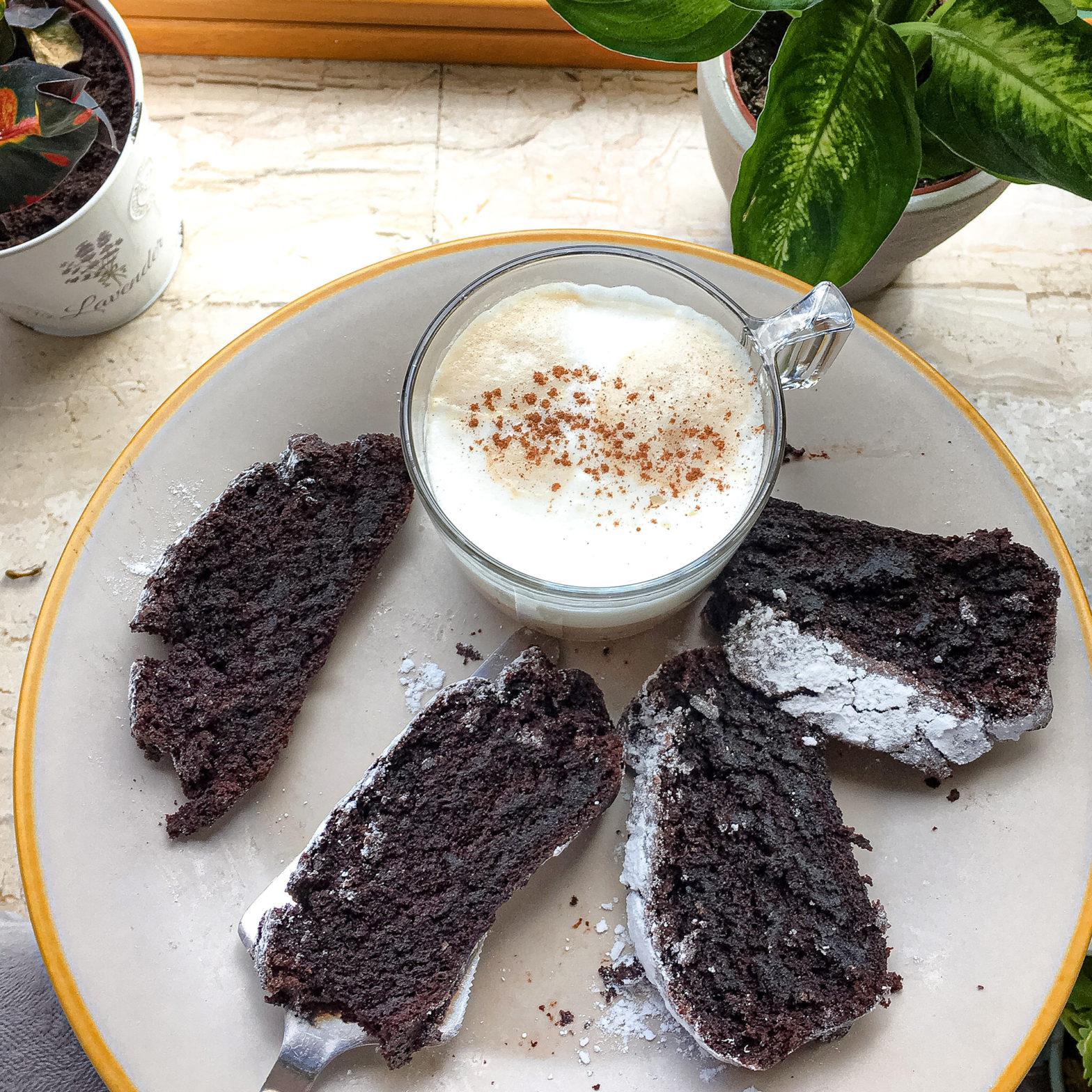 Ciasto czekoladowe - prosty przepis