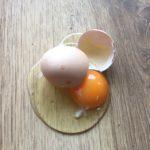 Co zrobić z białek po pieczeniu pączków?