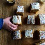 Ciasto z pulpy marchewkowej