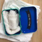 Domowe chusteczki do dezynfekcji