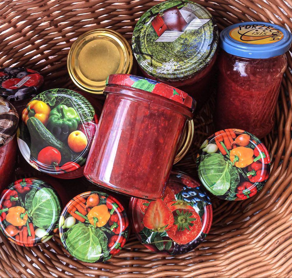 Przepis na naturalny, domowy dżem truskawkowy